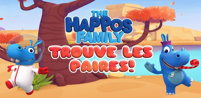 Trouve Les Paires!-The Happos Family