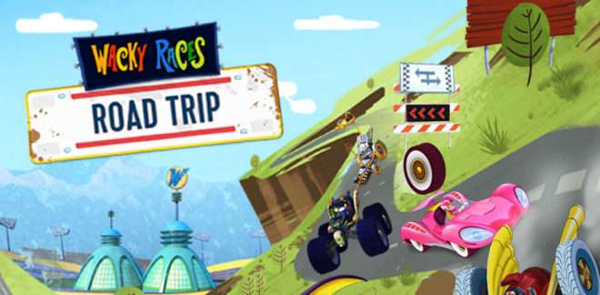 Los Autos Locos - Road Trip