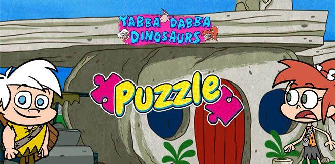 Puzzle - Yabba Dabba Dinosaurs