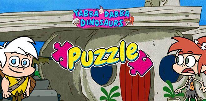 Puzzle - Yabba Dabba Dinos