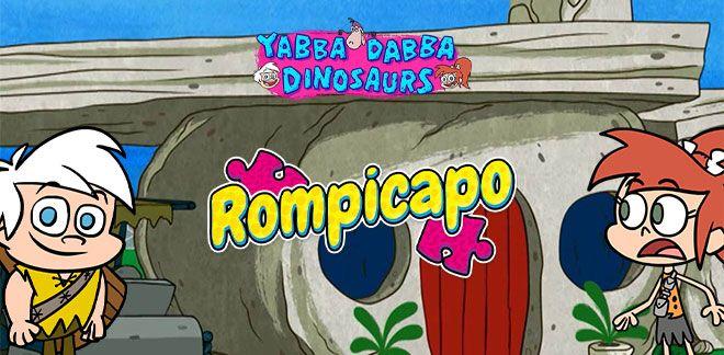 Rompicapo - Yabba Dabba Dinosaurs