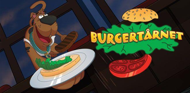 Burgertårnet - Du er cool Scooby-Doo!