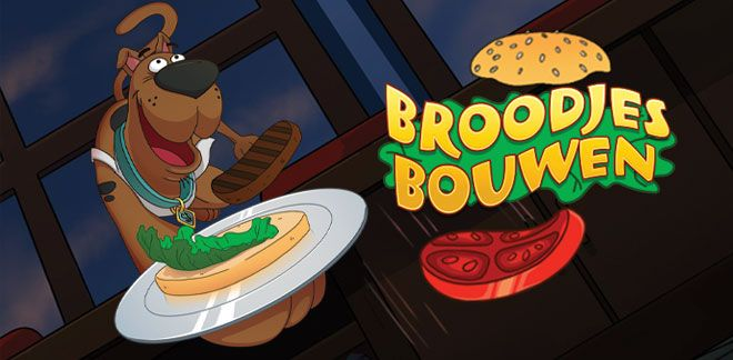 Broodjes bouwen - Be Cool, Scooby-Doo!