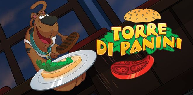 Torre di panini - Be Cool Scooby-Doo!