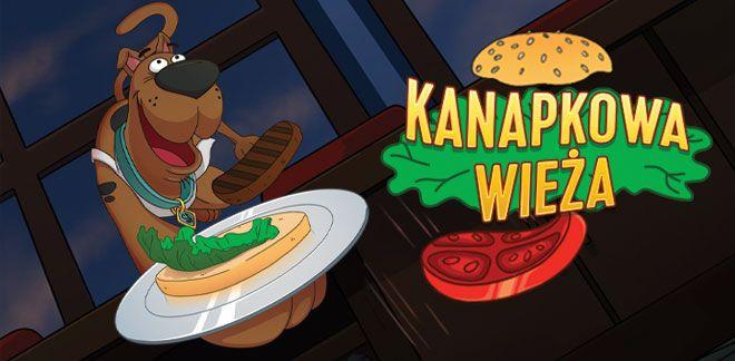 Kanapkowa wieża - Wyluzuj, Scooby-Doo!