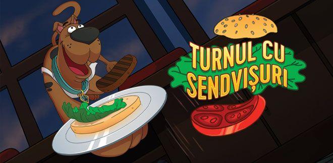 Turnul cu sendvișuri - Fii tare, Scooby-Doo!