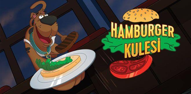 Hamburger Kulesi - Sakin ol, Scooby-Doo!
