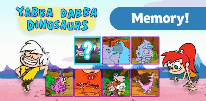 Memory-Yabba-Dabba