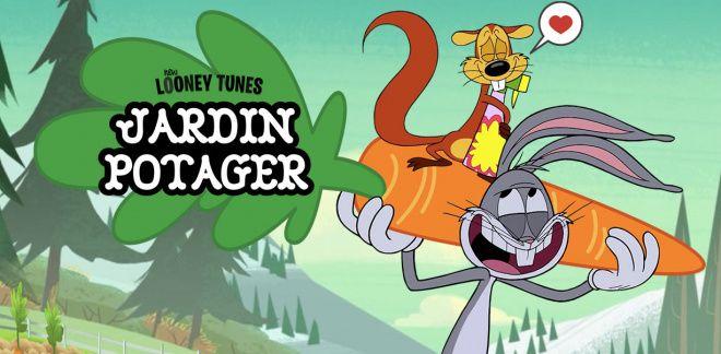 Jardin potager - Bugs et les Looney Tunes