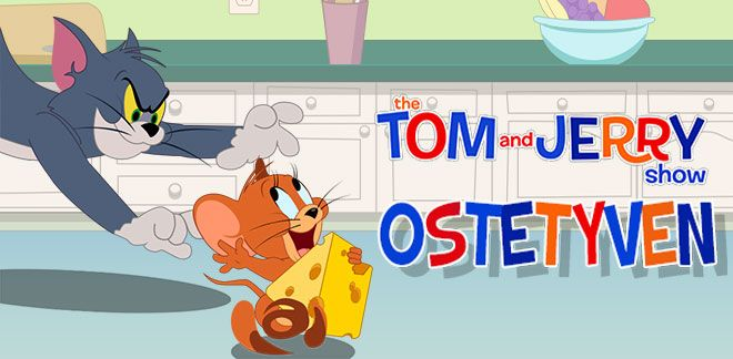 Ostetyven - Tom & Jerry