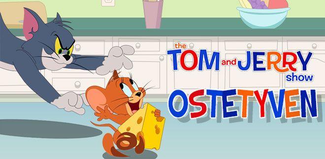 Ostetyven - Tom & Jerry