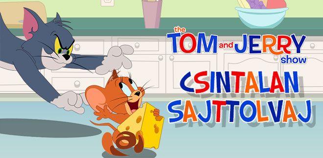 Csintalan sajttolvaj - Tom és Jerry-show