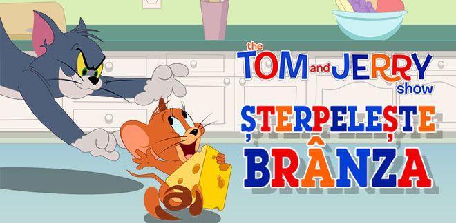 Șterpelește brânza - Tom și Jerry