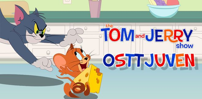 Osttjuven - Tom & Jerry