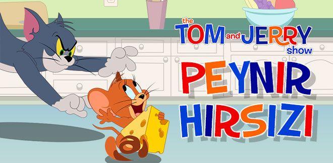 Peynir Hırsızı - Tom & Jerry