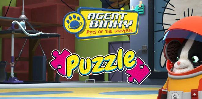 Puzzle - Agent Binky