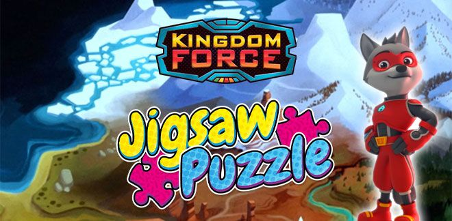 Jigsaw - Kingdom Force