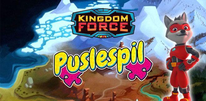Puslespil - Kingdom Force