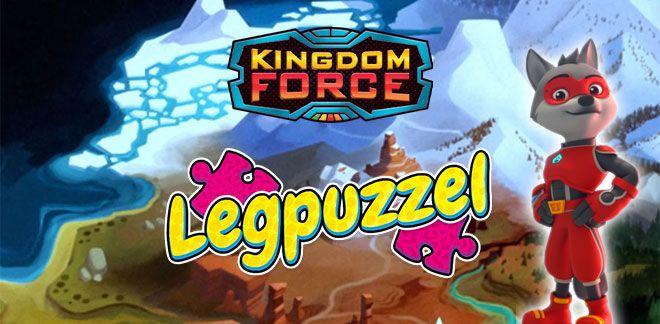 Legpuzzel - Kingdom Force