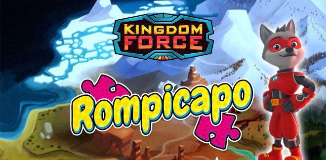 Puzzle - Kingdom Force