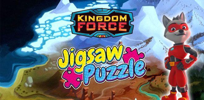 Puslespill - Kingdom Force