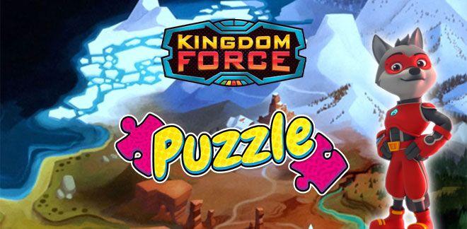 Puzzle - Królewska Straż