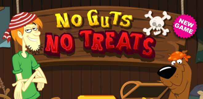 No Guts, No Treats | Be Cool Scooby Doo