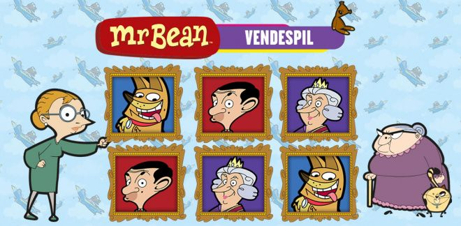 Mr. Bean Vendespil