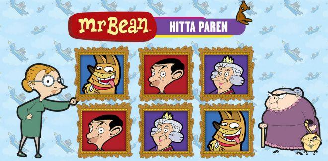 Hitta Paren Mr. Bean