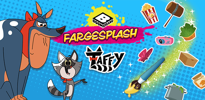 Taffy Fargesplash