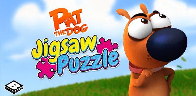 Pat The Dog Jigsaw