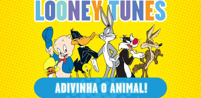Looney Tunes - Adivinha o Animal!