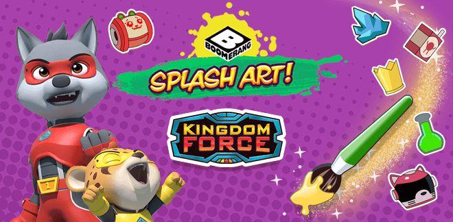 Birodalmi alakulat Splash Art
