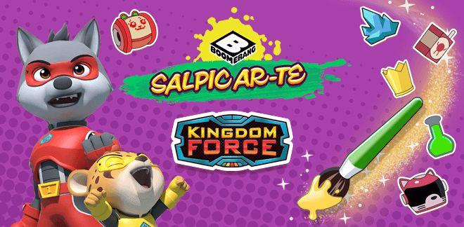 Kingdom Force SalpicAR-TE