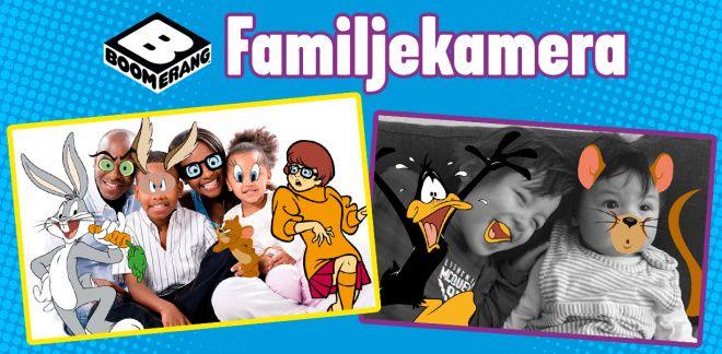 Boomerang Boomerang Familjekamera