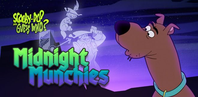 Scooby-Doo - Midnight Munchies