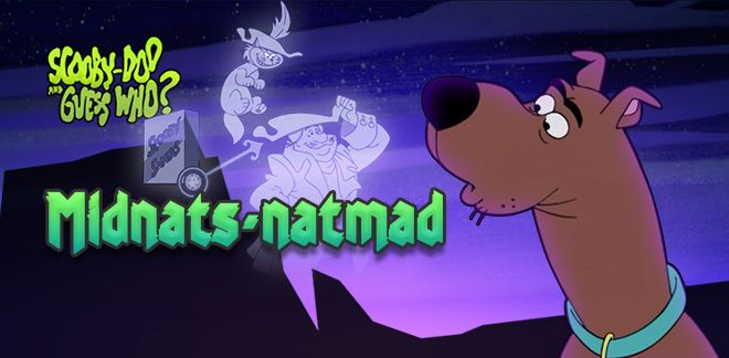 Scooby-Doo - Midnats-natmad