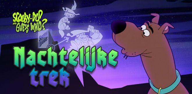 Scooby-Doo - Nachtelijke trek