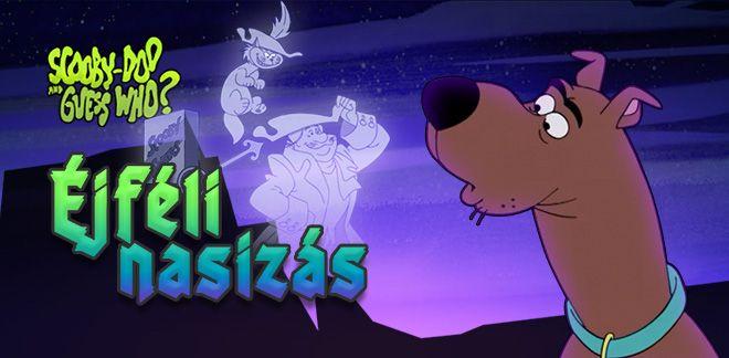 Scooby-Doo - Éjféli nasizás