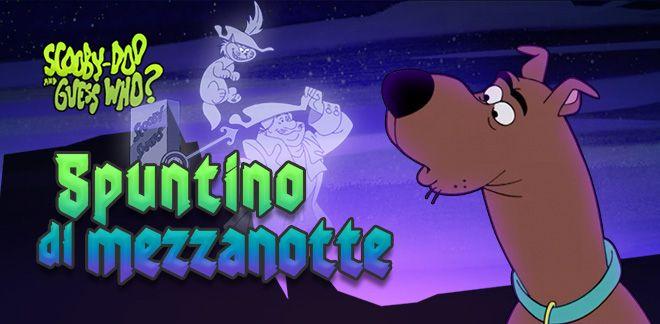 Scooby-Doo - Spuntino di mezzanotte