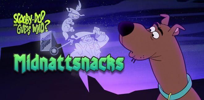 Scooby-Doo - Midnattsnacks