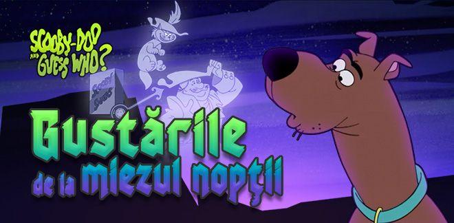 Scooby-Doo - Gustările de la miezul nopții