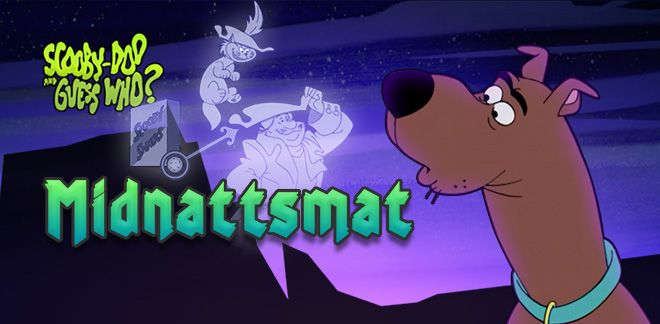 Scooby-Doo - Midnattsmat