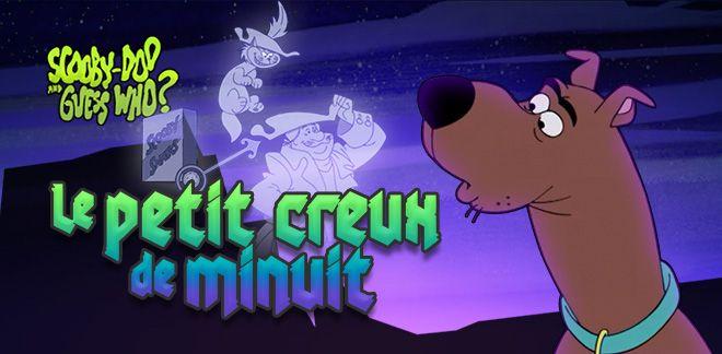 Scooby-Doo - Le petit creux de minuit