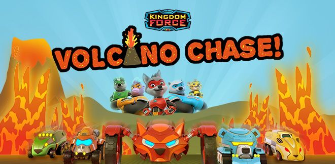 Volcano Chase