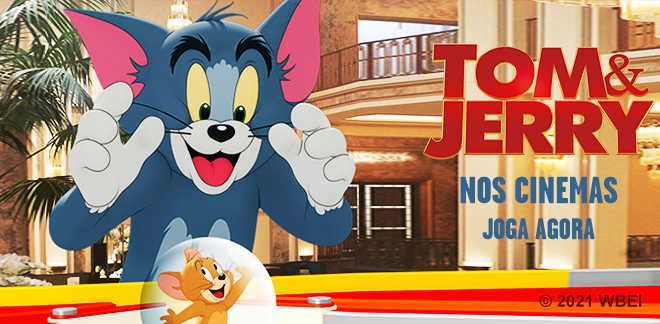 Tom & Jerry - Ratoreira de Pinball