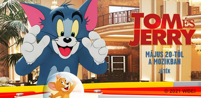 Tom & Jerry - Egérfogó flipper