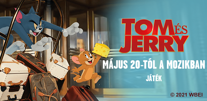Tom & Jerry – A párbaj