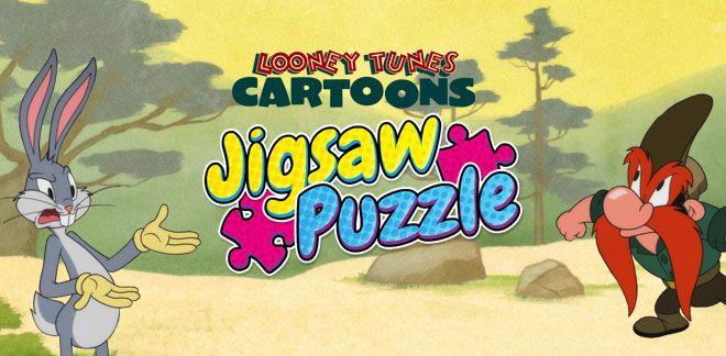 Looney Tunes Cartoons Jigsaw