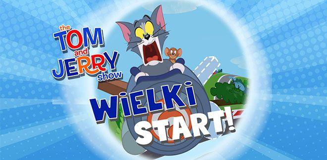 Wielki start z Tomem i Jerrym